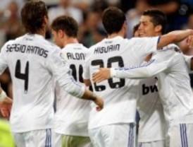 El Real Madrid gana pero no luce juego
