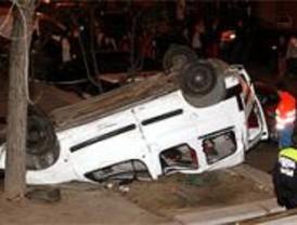 Tres muertos y cuatro heridos en un accidente en la Avenida de Andalucía