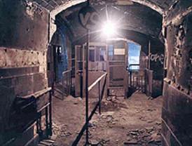 La estación fantasma abrirá por primavera