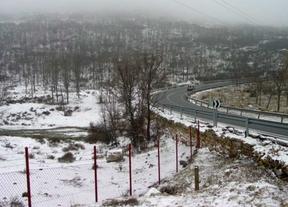 Activado el Plan de Inclemencias de Invernales por nieve en la sierra