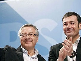 Blanco y Gómez escenifican la tregua