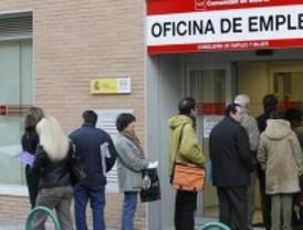 Más de 460.000 parados madrileños en 2010