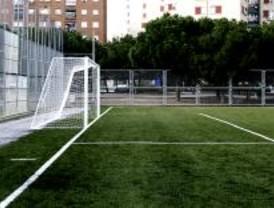 La nueva imagen del parque Carlos Arias Navarro