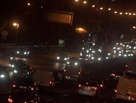 El 'puente' arranca con calma en las carreteras madrileñas
