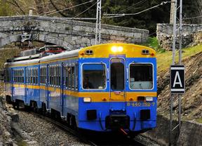 Vuelve el tren Río Eresma