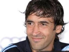 Raúl responde con ironía a un periodista británico cuando le pregunta por la etapa galáctica