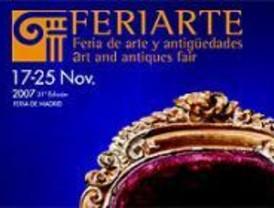 Más de 20.000 personas visitaron FERIARTE 2007