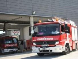 Fuenlabrada estrenará parque de bomberos a principios de 2010