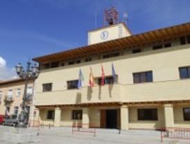 Lavado de cara en el municipio de Lozoyuela