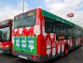 Aguirre se compromete a que los autobuses usen combustibles limpios