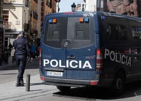 Tres detenidos por 11 robos con violencia en Lavapiés