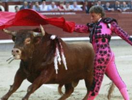 Julio Aparicio se corta la coleta en Las Ventas