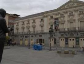 Detectives privados para echar a un trabajador del Teatro Español