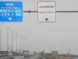Abierta en Alcorcón la nueva conexión de la M-50 con el barrio de Fuente Cisneros