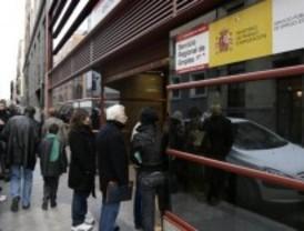El paro sube en Madrid en febrero