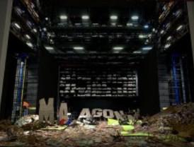 La Fura instala un vertedero en el Teatro Real para su nueva producción