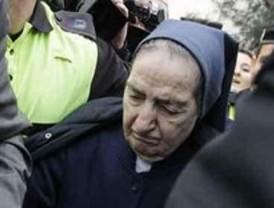 Cuatro testigos para concluir la instrucción contra sor María