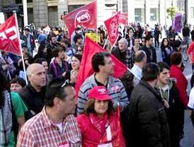 Los sindicatos confirman la huelga general para el 14-N