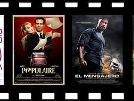 Una producción española encabeza los estrenos
