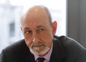 Jesús Montero, secretario general de Podemos Madrid.