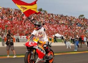 Marc Márquez, campeón Moto GP