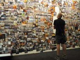 La exposición 'Gráfika' ocupa el Cervantes