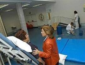 Trabajadores del Centro de Esclerosis Múltiple acuden a Inspección de Trabajo
