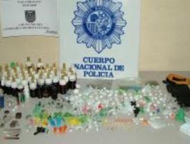 36 detenidos en una operación policial en la sala Heaven