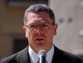 Gallardón pide coordinación con la Comunidad para desmantelar la Cañada Real