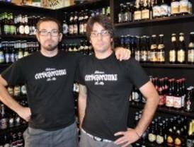 Un paraíso para los cerveceros en el centro de Madrid