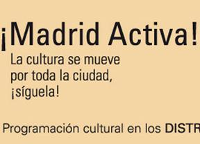 '¡Madrid Activa!' acerca la cultura a todos los distritos
