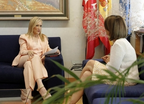 Cristina Cifuentes será investida el próximo miércoles como nueva presidenta de la Comunidad