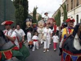 La cabalgata de las Ferias de Alcalá repartirá 4.000 kilos de caramelos sin gluten