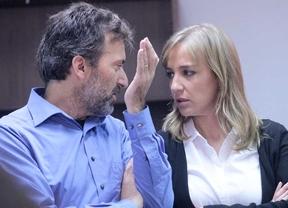 Mauricio Valiente y Tania Sánchez