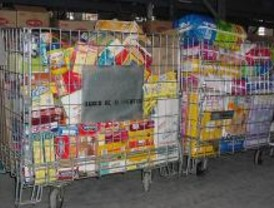 Los bancos de alimentos de veinte países europeos se reúnen en Madrid