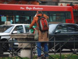 Los 'sin techo' aumentan un 22% en un año en la capital