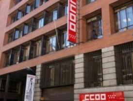 CCOO afirma que el paro creció cinco puntos más que en el resto de España