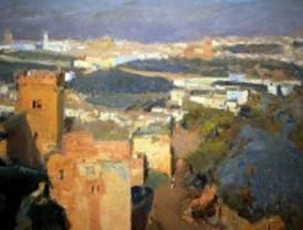 El Museo Sorolla muestra la admiración del pintor por la luz de Granada