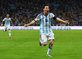 Messi tira de Argentina ante Bosnia