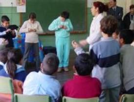 Los colegios biligües tendrán pizarras digitales