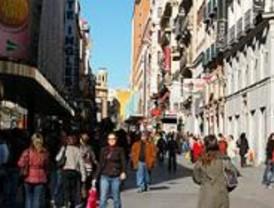 El gasto medio por persona de los madrileños es el más alto de España