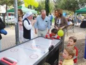 Pozuelo de Alarcón celebra el Día de la Familia