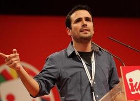 Garzón, candidato de IU a la presidencia del Gobierno