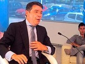González dice que el 15-M es un instrumento para cuestionar el Estado de Derecho