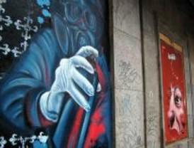 La capital multa a 126 grafiteros en dos años