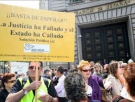 Los afectados de Fórum recurrirán al Constitucional el fallo que exonera al Estado