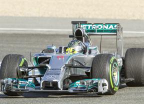 Los Mercedes favoritos en la nueva Fórmula 1