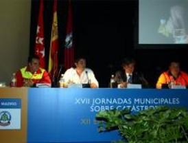 El Servicio de Emergencias de Pozuelo participa en unas jornadas sobre catástrofes