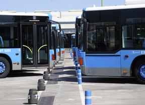 Los autobuses diurnos de la EMT empezarán media hora más tarde los domingos