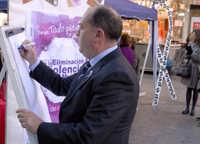 Valdemoro contra la violencia de género